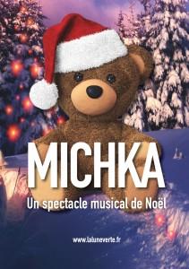 Affiche Michka