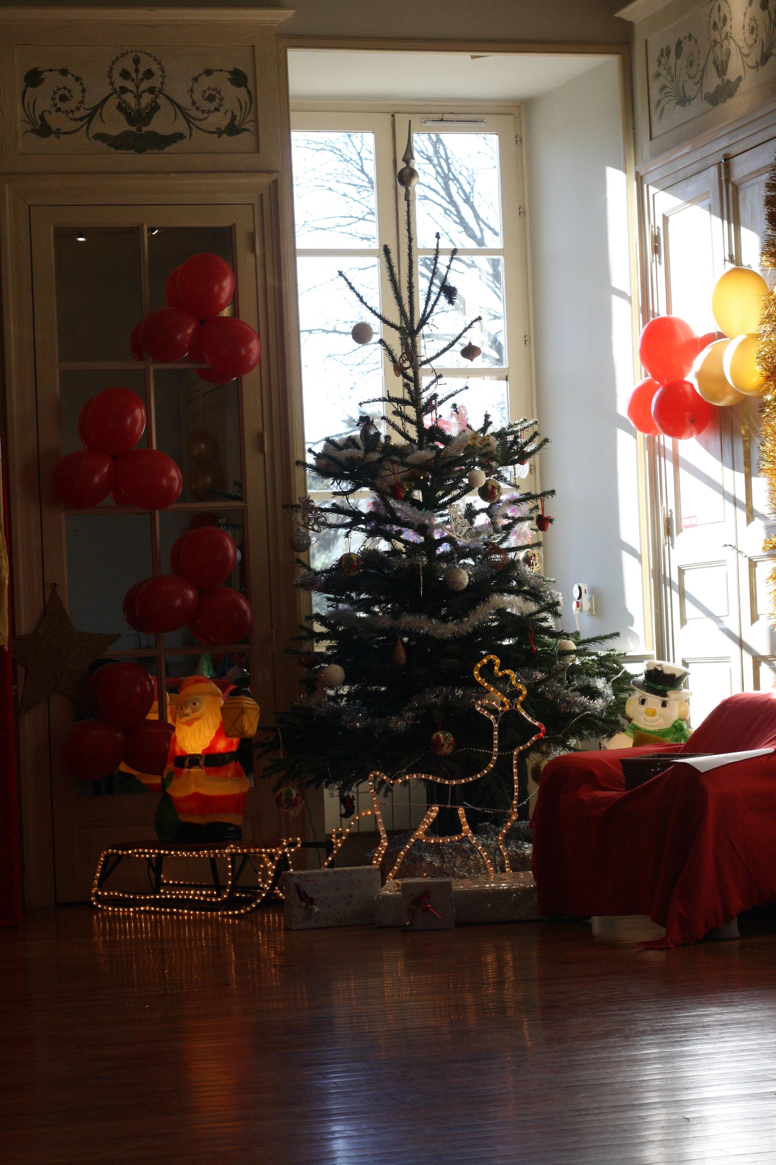 Nos Arbres de Noël
