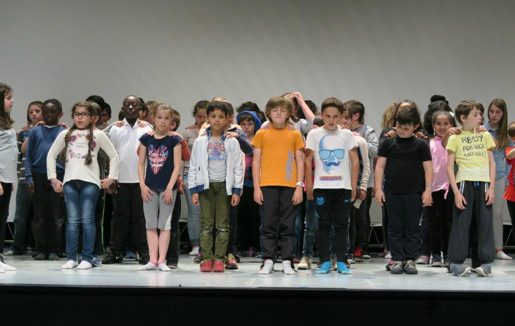 Théâtre à l'école