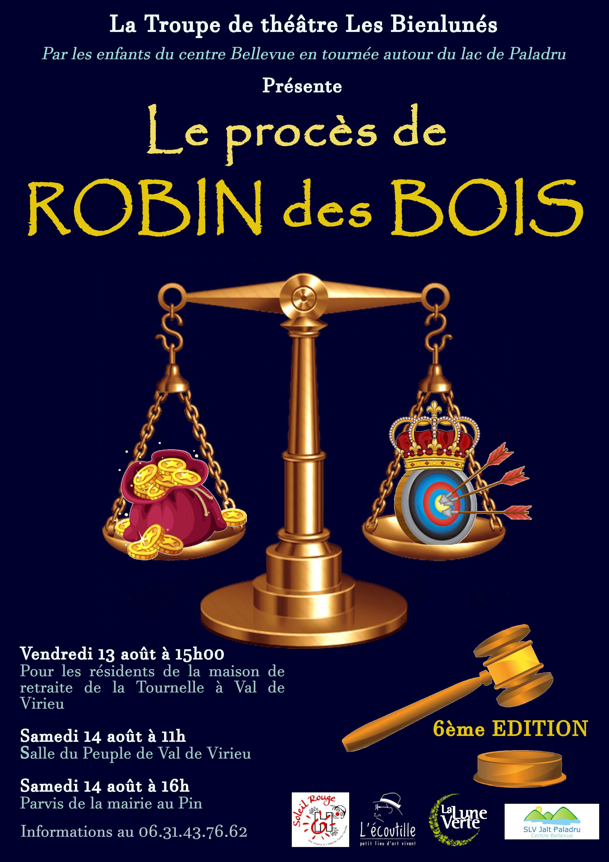 Le procès de Robin des bois